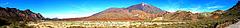 180 Grad der Llano de Ucanca (Ucanca-Ebene). ©UdoSm