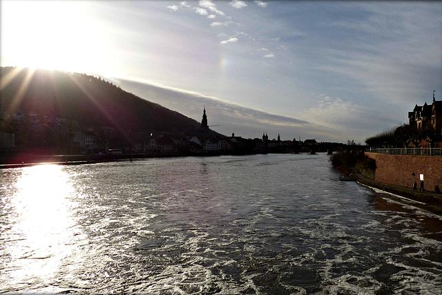 Ein Tag, one day in Heidelberg