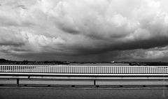 de Waal vanaf de Nijhoffbrug