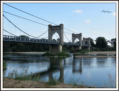 Pont de Langeais ! (Indre et Loire)Voir Notes svp