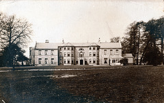 Park Hall, Mansfield Woodhouse, Nottinghamshire (Demolished)