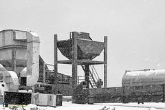 Aufbau einer Steinmühle