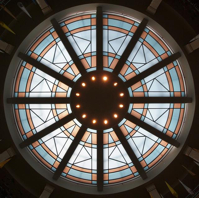 New Mexico State Capitol Rotunda