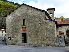 Badia Prataglia - Santa Maria Assunta e San Bartolomeo