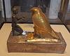 King Taharka Presents Vases of Wine to the God Hemen in the Louvre, June 2013
