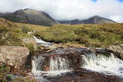 IMG 0980 up from Loch Brittle towards Sgurr Alasdair