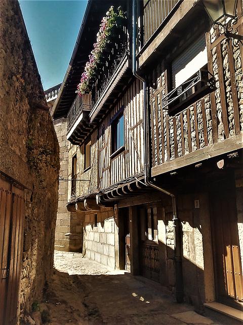 Mogarraz, Sierra de Fancia, Salamanca Province