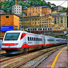 Genova : Freccia Bianca - (771)
