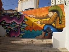 Sesimbra mural.
