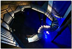 Wasserturm | Treppe