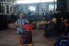 Guatemala, Dancing Party in the Small Town of San Pedro La Laguna