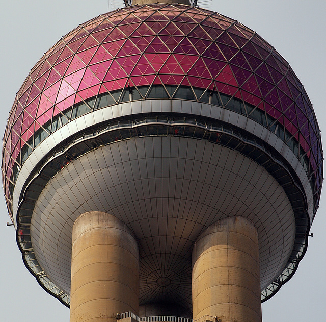 Upper Pearl Oriental Tower