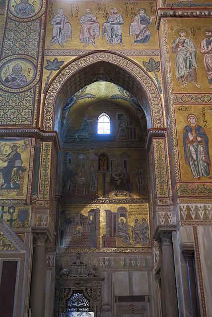 Moorish-style arch