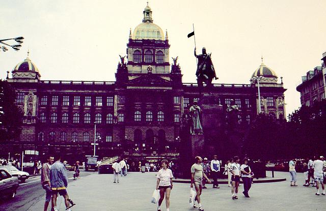 PRAGUE - 1991