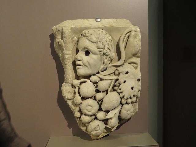 Musée de Jublains : décor.