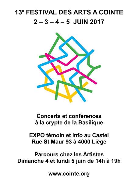 13e Festival des Arts à Cointe (Liège)