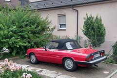 Alfa Romeo Spider 1.6 (Serie 3)