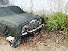 Janis Joplin's Mercedes Benz
