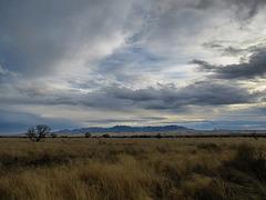 The Whetstone Mountains