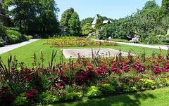 DE - Koblenz - Garten von St. Kastor