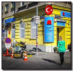 KEBAB EXTRA SCHARF >>> Drehort in Wien