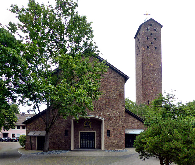 Cologne - St. Albertus Magnus