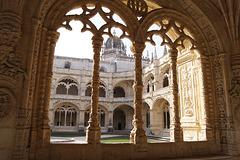 monastère dos jeronimos lisbonne