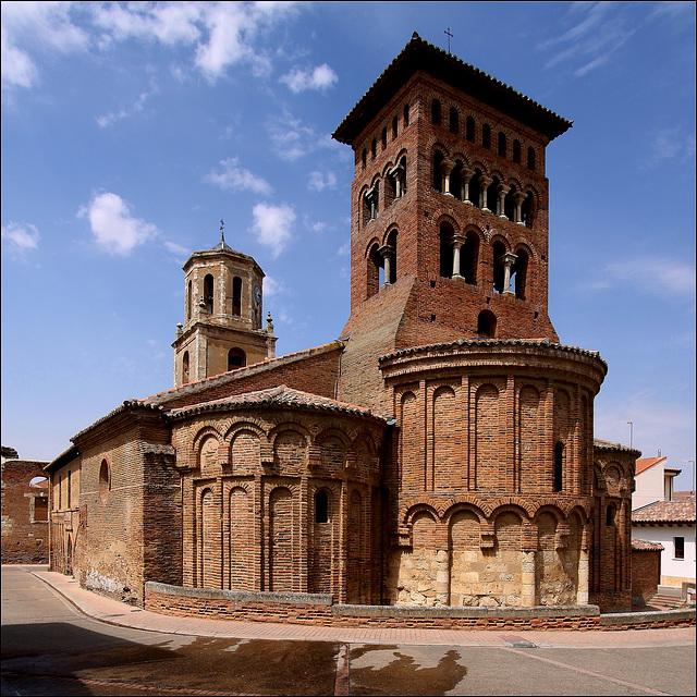 Église San Tirso de Sahagun.