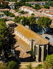 Carcassonne - Church Saint-Gimer