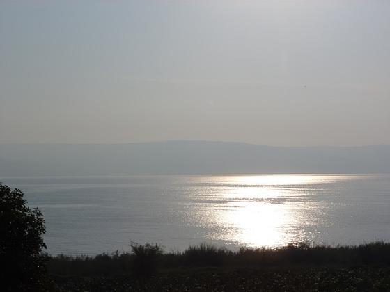 Lago o mare di Galilea (Mc 4,1-20)