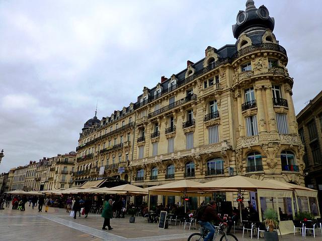 FR - Montpellier - Place de la Comédie
