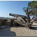 Lisbon meeting - Saint Georg Castle - cannon