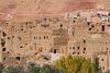 Lehmziegelbauten, Marokko 2012