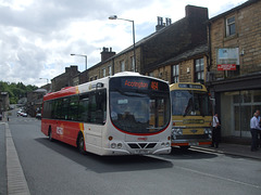 DSCF0724 Rosso (Rossendale Transport) YJ07 PBV