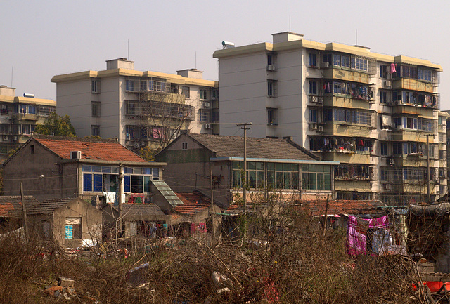 Homes in China