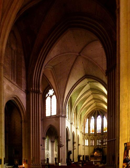 FR - Montpellier - Cathédrale Saint-Pierre
