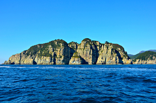 Coast near Okpo