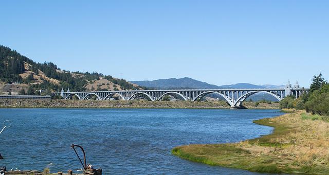 Gold Beach Rogue River Bridge (#1066)