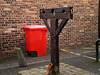 Pillory - new option for footwear display?