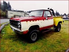 Dodge Adventure 150
