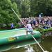 Leidens Ontzet 2019 – Fierljeppen – Into the water