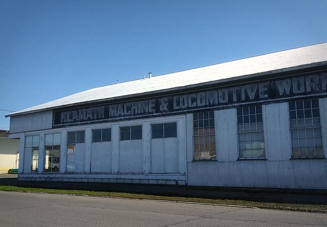 Klamath Machine & Locomotive Works