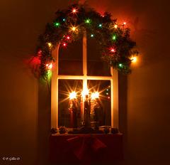 Douce lumière de Noël