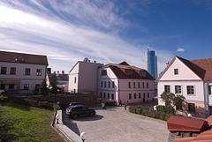 In Traezkae-Vorstadt