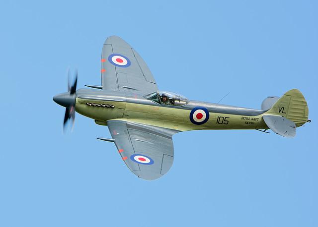 Supermarine Seafire Mk XVII