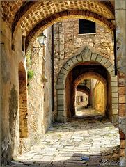 Memories of Tuscany: Bibbona