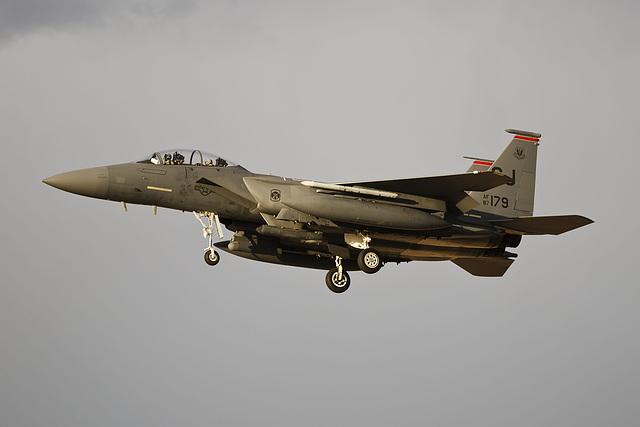 4th Fighter Wing McDonnell Douglas F-15E Strike Eagle 87-0179