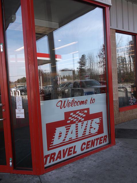 Welcome to Davis Travel Center