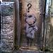 Banksy Little Man