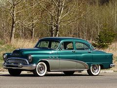 Classic beauty - 53 Buick